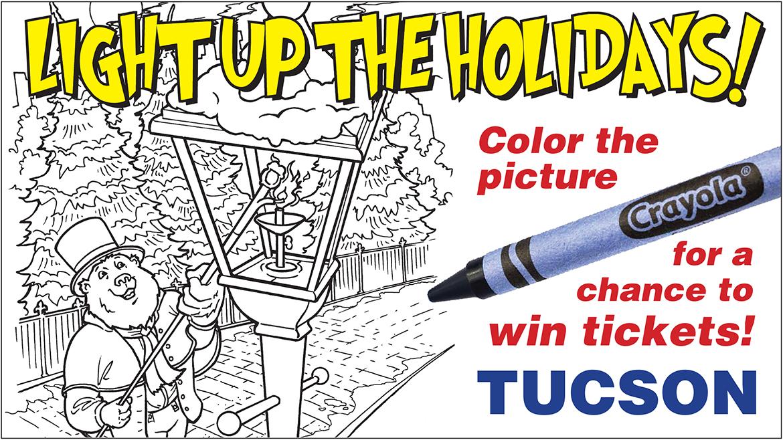 Coloring Contest - Tucson