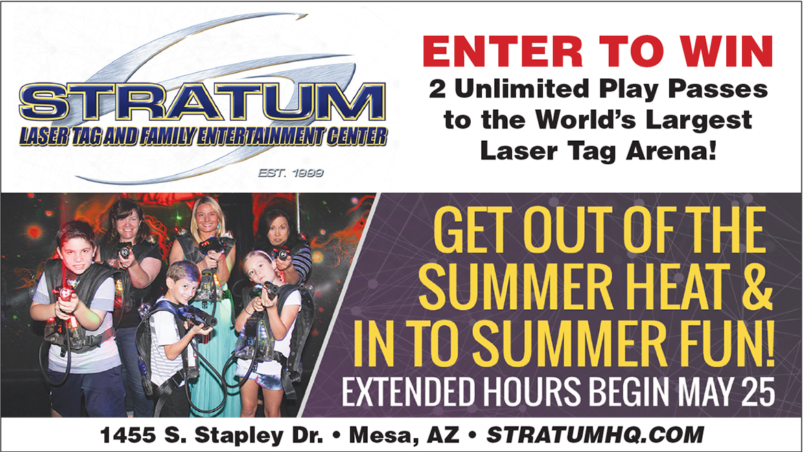 win play passes to stratum laser tag in mesa