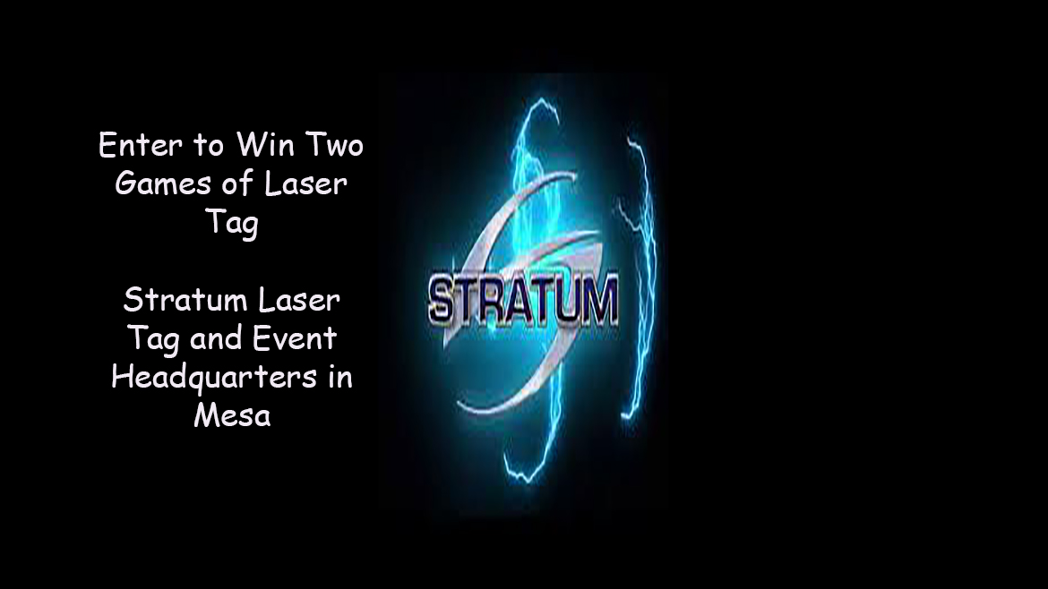 win two games of laser tag from stratum in mesa