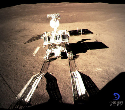 China Luna Rover