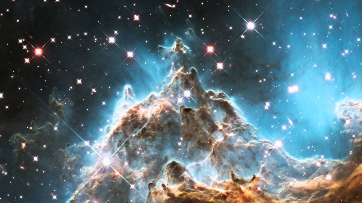 Hubble Monkey Head Nebula