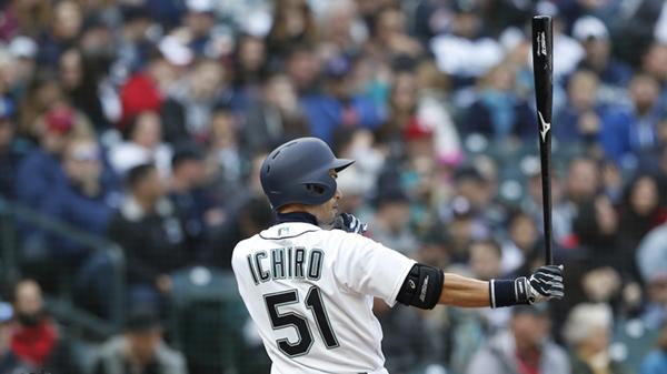 Legendary Ichiro Steps Off the Field