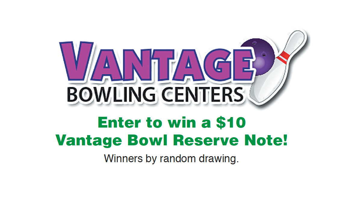 Sign up for Vantage Bowl Contest