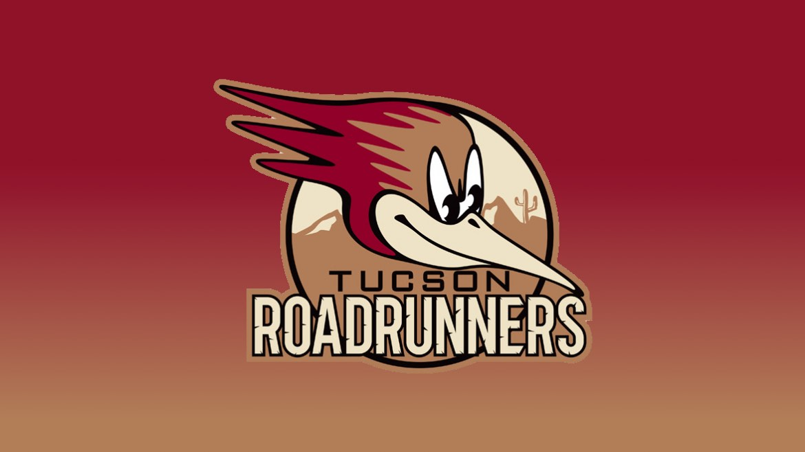 Tucson Roadrunners Hockey Team