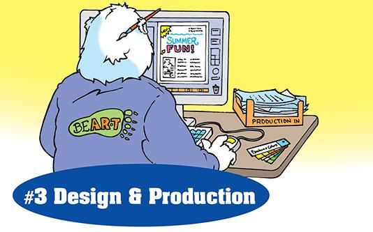 Step 3: Design & Production