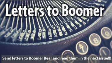Letters to Boomer Header