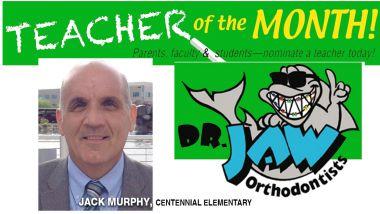 Jack Murphy from Centennial Elementary