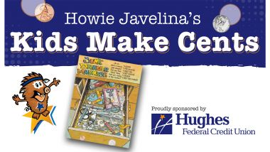 Hughes Federal Credit Union Kids Make Cents - Junk Drawer Madness