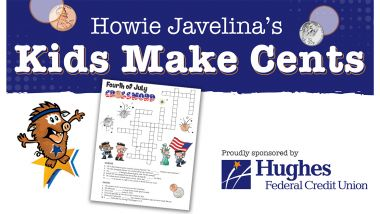 Howie Javelina's Kids Make Cents