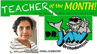 Nina Jolly, Howell Elementary