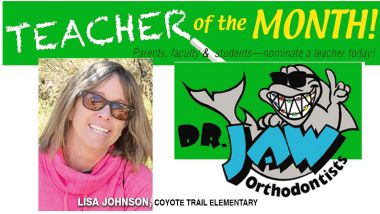 Lisa Johnson, Coyote Trail Elementary