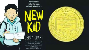 New Kid from Jerry Craft