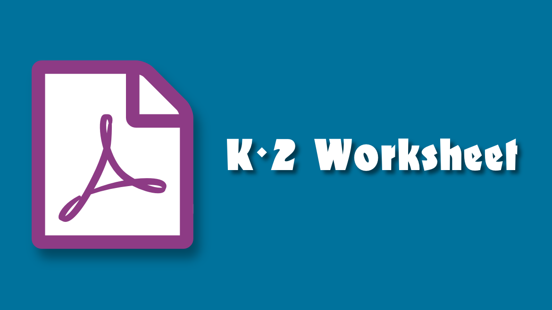 Work Sheets | Bear Essential News